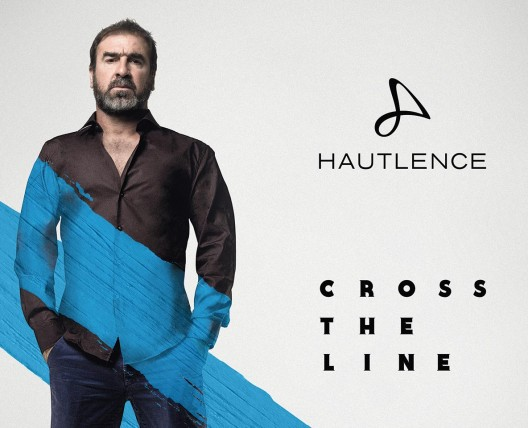 Hautlence crosses the line with a new advertising campaign featuring Eric Cantona
