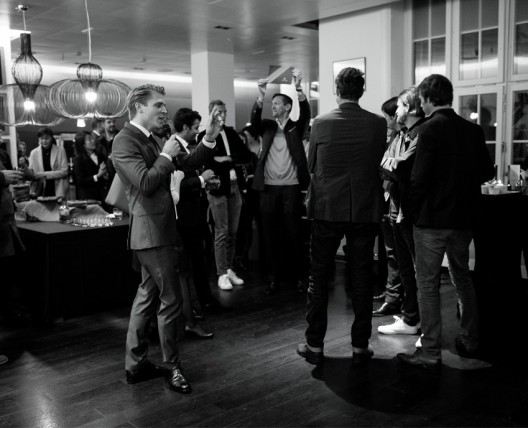 Hautlence partners with the Zurich edition of the Chivalry Gentlemen's Club