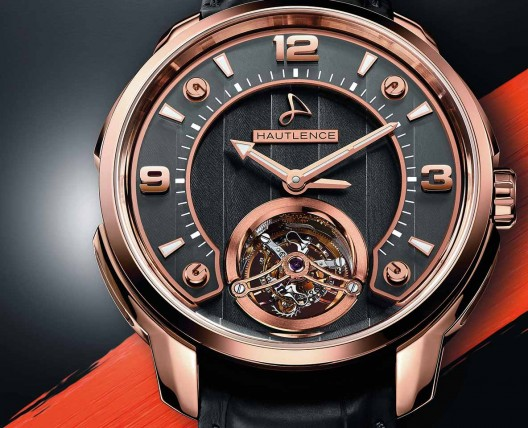 Hautlence unveils its first Tourbillon