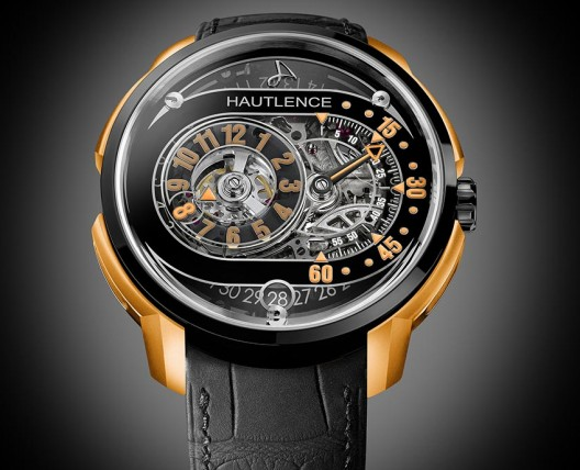 Colorful new interpretation for Hautlence HLRQ04 & HLRQ05