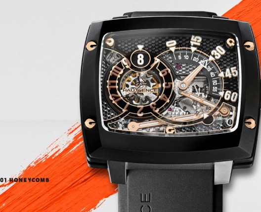 Hautlence launches distinctive new Honeycomb model in its HLRS collection