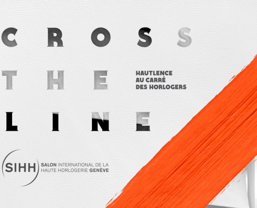 SIHH « cross the line » et invite Hautlence au « Carré des Horlogers »